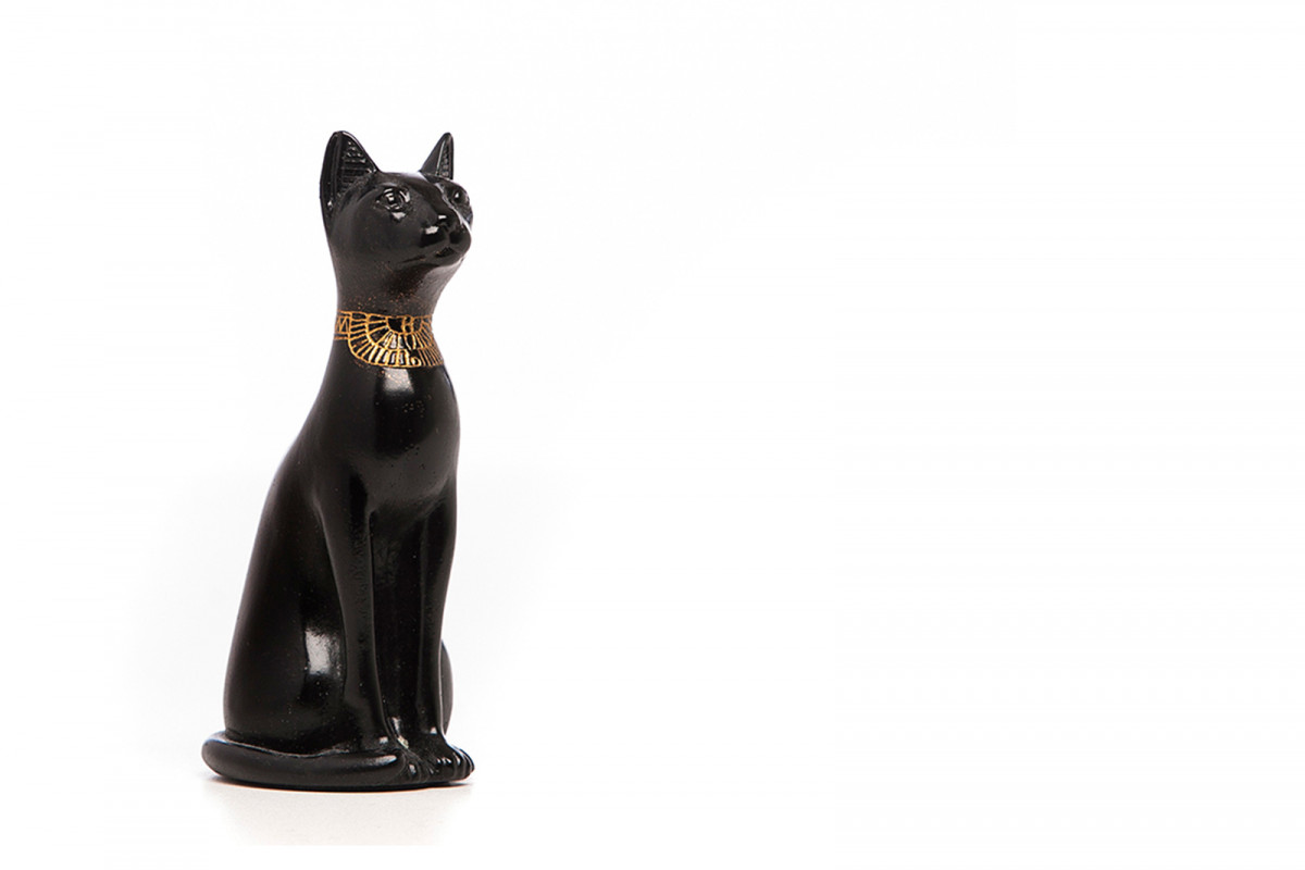 A selection of product photography created for the online shop & social media channels. Egyptian Cat.