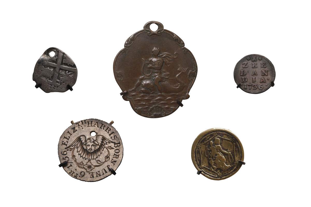 Tokens | collection photography | © The Foundling Museum, London