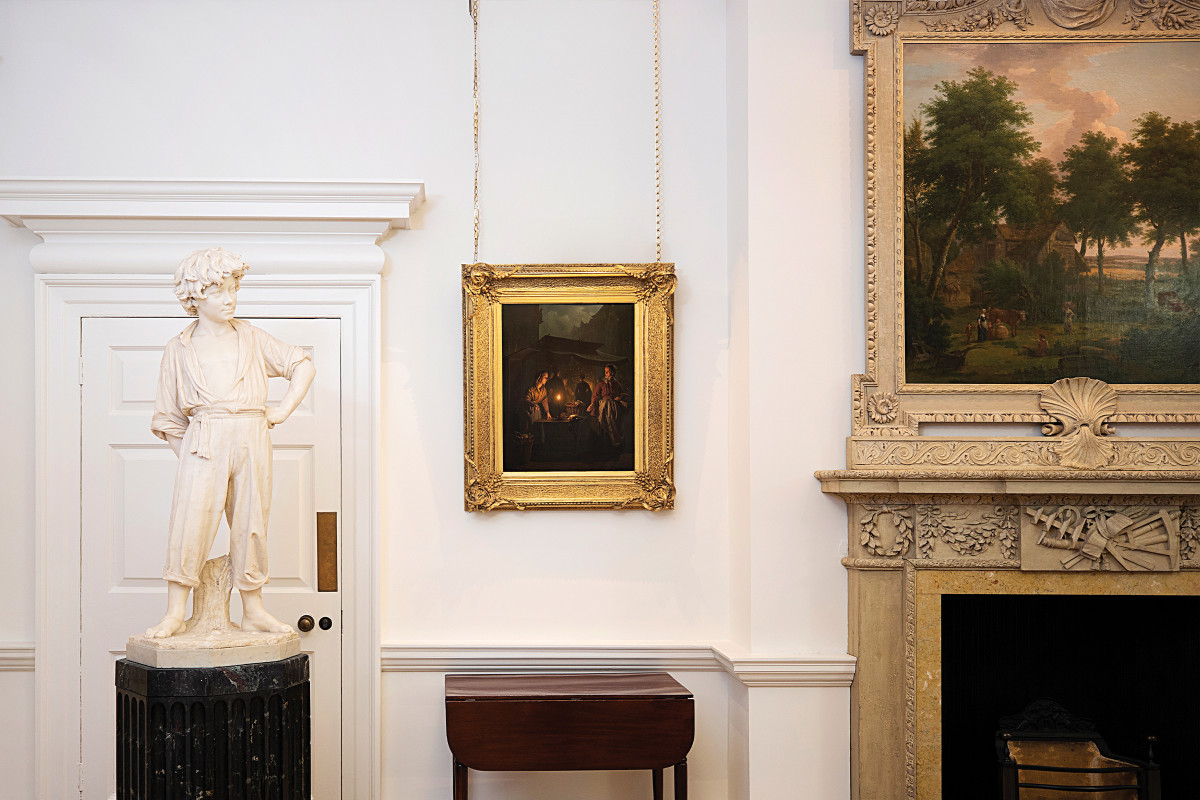 Committee Room | museum  photography | © The Foundling Museum